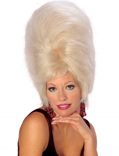 Blonde Beehive Wig buy now
