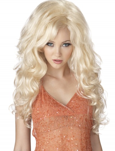 Blonde Bombshell Wig buy now