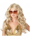 Blonde Supermodel Wig buy now