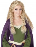 Blonde Viking Princess Wig buy now