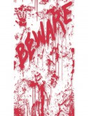Bloody Door Cover buy now