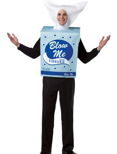 Blow Me Tissues Costume buy now