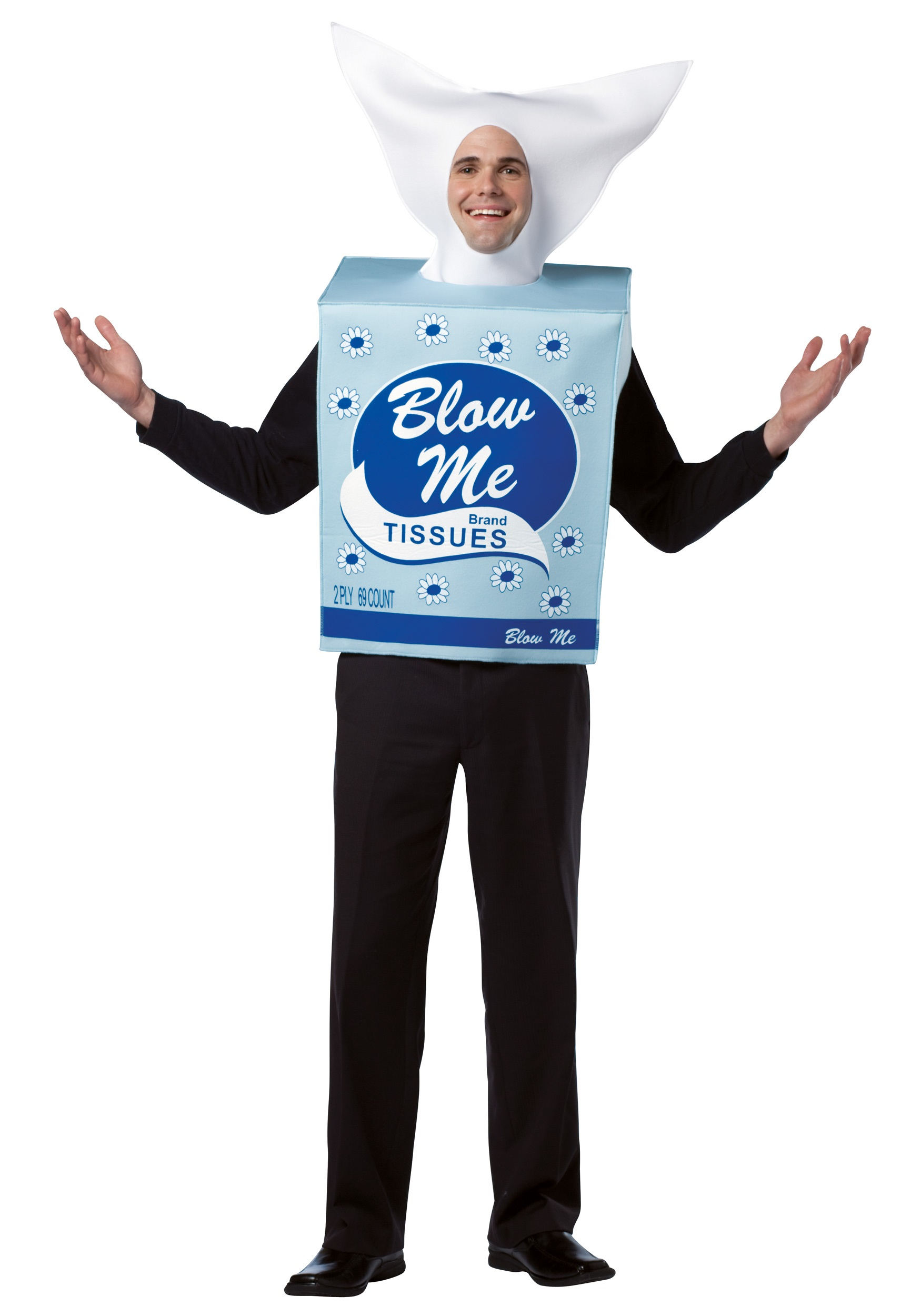 Blow Me Tissues Costume - Halloween Costumes