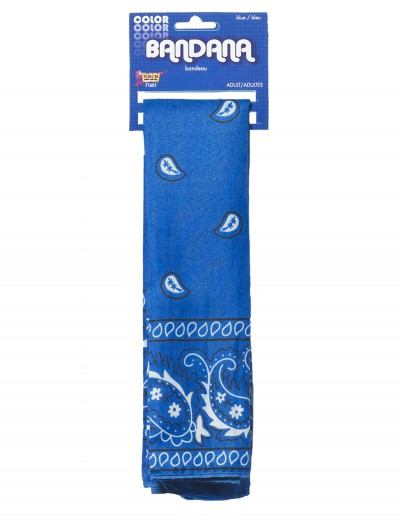 Blue Bandana buy now