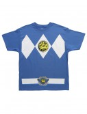 Blue Power Ranger T-Shirt buy now