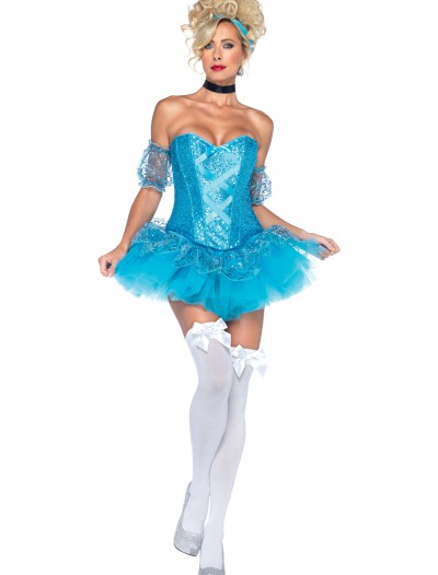 Blue Sequin Princess Costume buy now