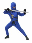 Blue Toddler Ninja Costume buy now