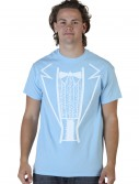 Blue Tuxedo Costume T-Shirt buy now