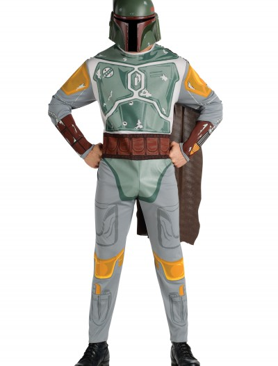 Boba Fett Adult Costume buy now