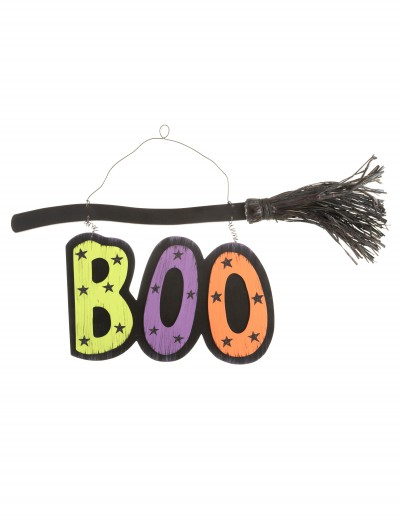 Boo Broom Sign buy now