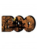 Wood Boo Sign buy now