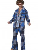 Mens Boogie Nights Leisure Suit Costume buy now