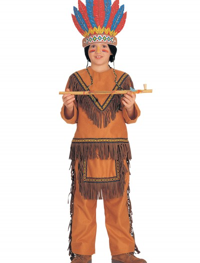 Boy Native American Costume buy now