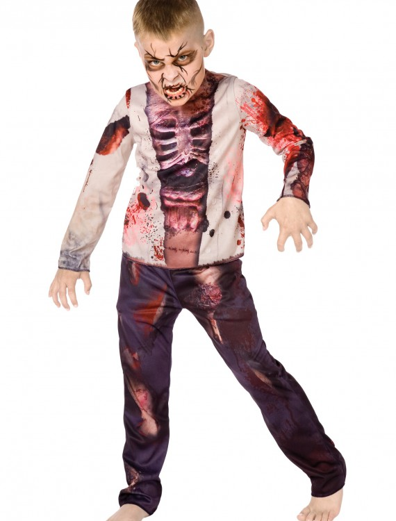 Boy Zombie Costume buy now