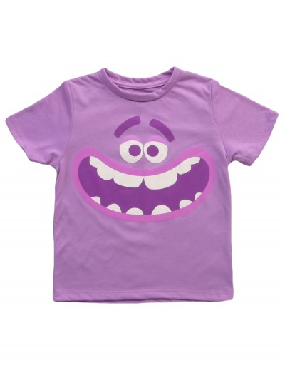 Boys and Girls Monsters University I Am Art Costume TShirt buy now
