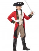 Boys British Redcoat Costume buy now