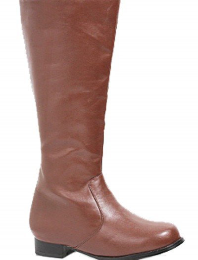 Boys Brown Costume Boots buy now