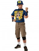 Boys Deluxe WWE John Cena Costume buy now