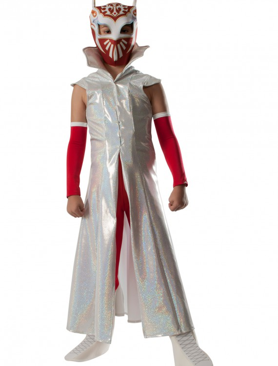 Boys Deluxe WWE Sin Cara Costume buy now