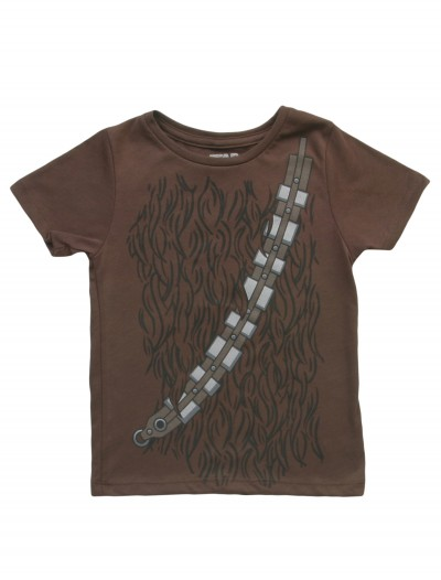 Boys I am Chewbacca Costume T-Shirt buy now