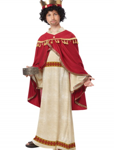 Boys Three Wise Men Melchior of Persia Costume buy now