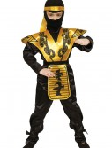 Boys Mortal Ninja Costume buy now