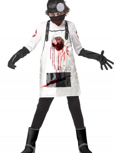 Boys Open Heart Surgeon Costume buy now