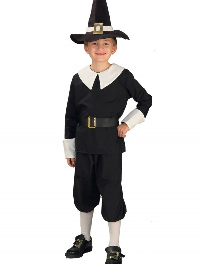 Boys Pilgrim Costume buy now