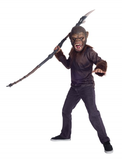Boys Planet of the Apes Caesar Costume buy now