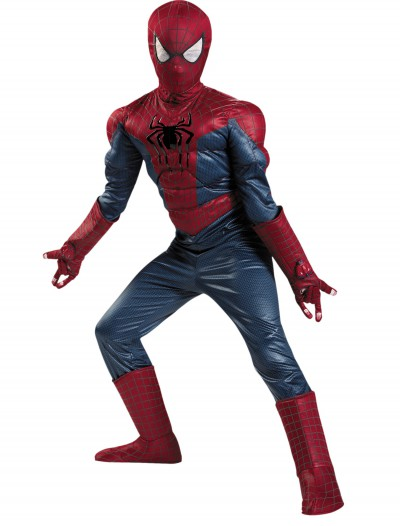 Boys Prestige Spider-Man 2 Costume buy now