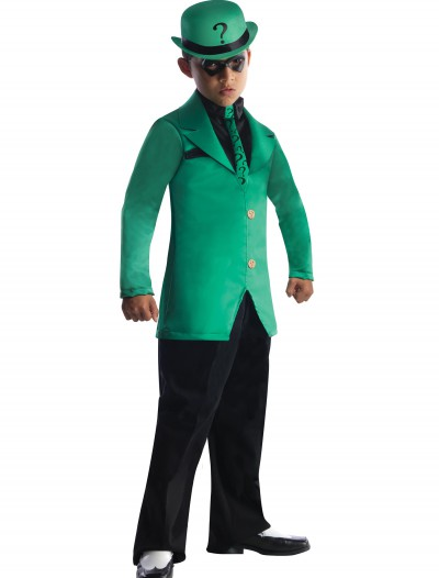 Boys Riddler Costume buy now