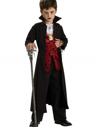 Boys Royal Vampire Costume buy now