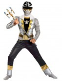 Boys SMF Silver Special Ranger Costume buy now