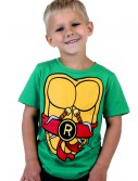 Toddler TMNT Raphael Costume T-Shirt buy now