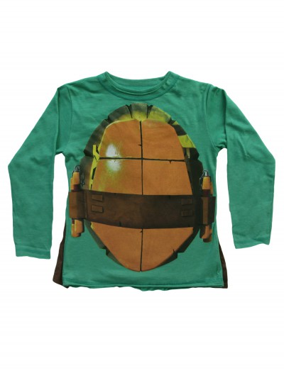 Boys TMNT Long Sleeve Costume Shirt buy now