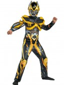 Boys Transformers 4 Bumblebee Deluxe Costume buy now