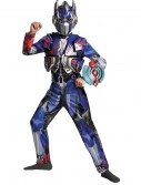 Boys Transformers 4 Optimus Prime Deluxe Costume buy now