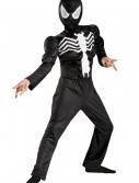 Boys Ultimate Black Suited Spider-Man Classic Muscle Costume buy now