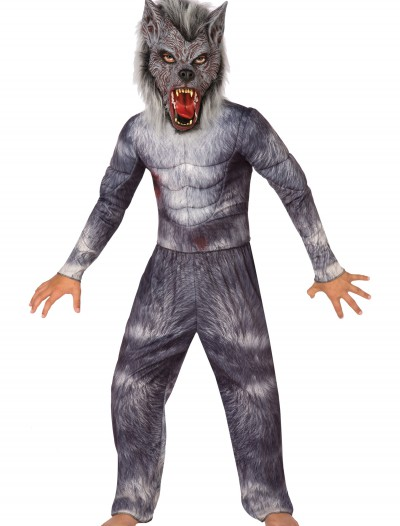 Boys Werewolf Costume buy now