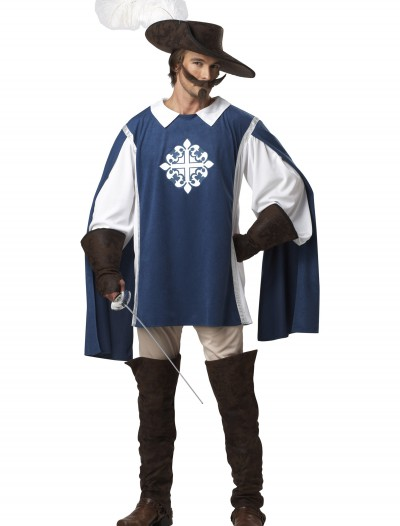 Brave Musketeer Costume buy now