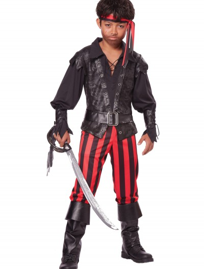 Child Briny Buccaneer Costume buy now