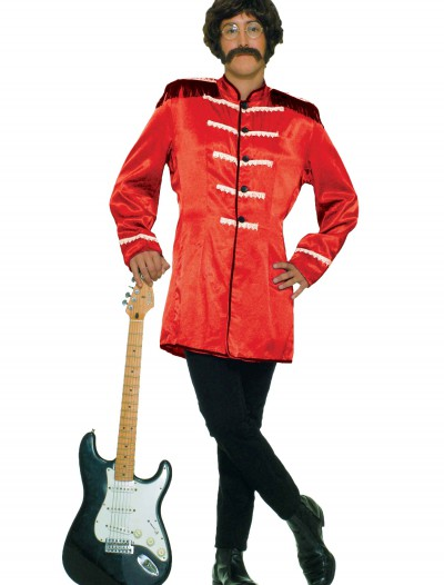 British Explosion Red Adult Costume buy now