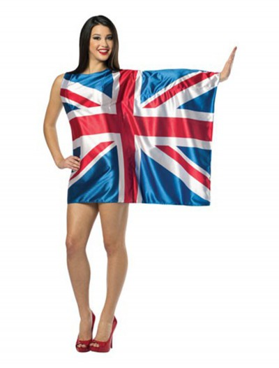 British Flag Dress buy now