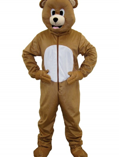 Brown Bear Mascot Costume buy now