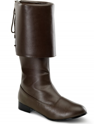 Brown Buccaneer Boots buy now