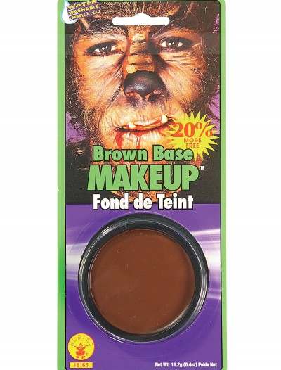 Brown Face Paint buy now