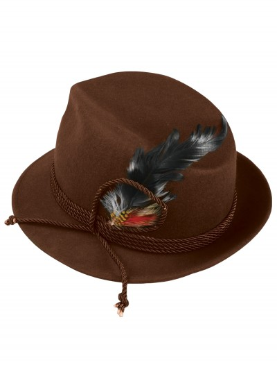 Brown Oktoberfest Hat buy now