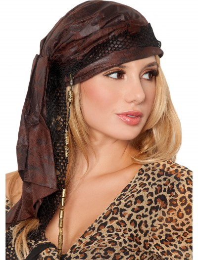 Brown Pirate Bandana buy now