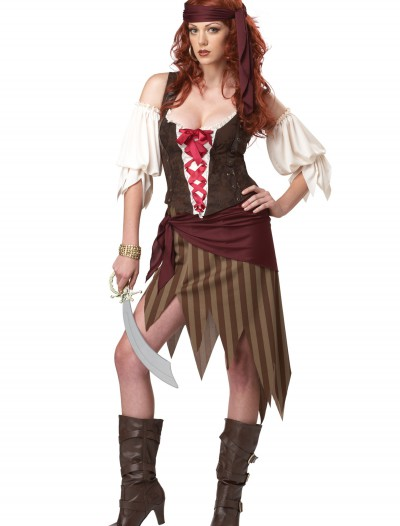 Buccaneer Beauty Pirate Costume buy now