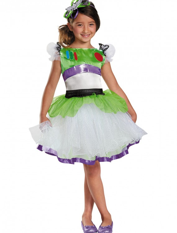 Buzz Lightyear Tutu Prestige Costume buy now
